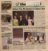 The Onion November 1, 2002 Magazine