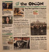 The Onion March 28, 2002 Magazine