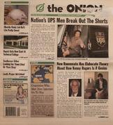 The Onion Vol. 38 Iss. 12 Magazine
