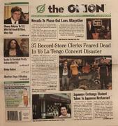 The Onion April 11, 2002 Magazine