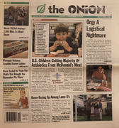 The Onion April 18, 2002 Magazine