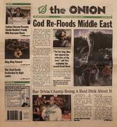 The Onion May 2, 2002 Magazine