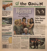 The Onion May 9, 2002 Magazine