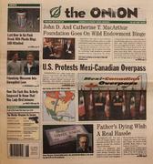 The Onion May 16, 2002 Magazine