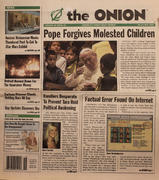 The Onion May 23, 2002 Magazine