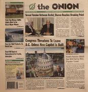 The Onion May 30, 2002 Magazine