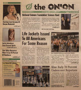 The Onion June 6, 2002 Magazine