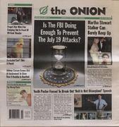 The Onion June 20, 2002 Magazine