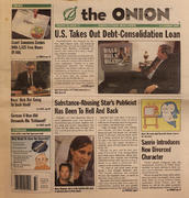The Onion August 1, 2002 Magazine