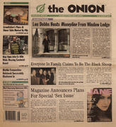 The Onion August 8, 2002 Magazine