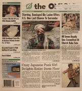 The Onion December 13, 2001 Magazine