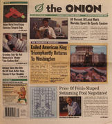 The Onion August 29, 2002 Magazine