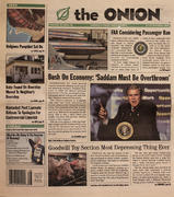 The Onion October 17, 2002 Magazine