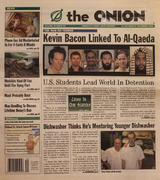 The Onion October 31, 2002 Magazine