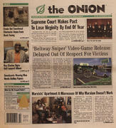 The Onion November 14, 2002 Magazine