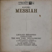 "Leonard Bernstein Conducting The New York Philharmonic Vinyl 12"" (Used)"