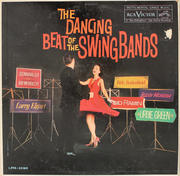 """The Dancing Beat of the Swing Bands Vinyl 12"""" (Used)"""
