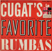"""Xavier Cugat And His Orchestra Vinyl 12"""" (Used)"""