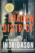 The Shadow District Book
