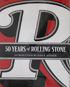 50 Years of Rolling Stone Book