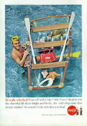 Coca-Cola: Be Really Refreshed! Vintage Ad