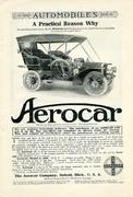 Aerocar: Model A Vintage Ad
