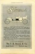 Stearns: Model 15-30 Vintage Ad