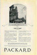 Packard: The Single-Six Coupe Vintage Ad