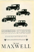 The Good Maxwell Vintage Ad