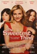 The Sweetest Thing Poster