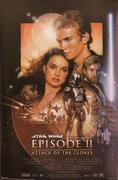 Star Wars Episode II: Attack of the Clones Poster