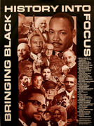 Bringing Black History Into Focus Poster