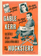 The Hucksters Vintage Ad
