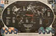 World Population & Resources Poster