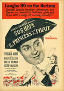 The Princess And The Pirate Vintage Ad