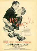 To Please A Lady Vintage Ad