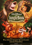 Walt Disney's The Jungle Book: 40th Anniversary Edition Poster