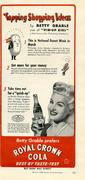 Royal Crown Cola Vintage Ad