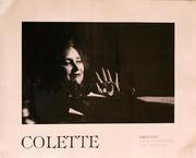 Colette, Paris 1952 Poster