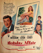 Holiday Affair Vintage Ad