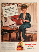 Royal Crown Cola: Best By Taste-Test! Vintage Ad