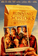 Running With Scissors Poster