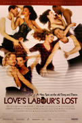 Love's Labour's Lost Poster