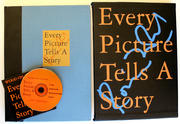 Every Picture Tells A Story: Wood on Canvas Book