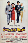 Guys And Dolls Vintage Ad