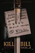 Kill Bill Vol. 2 Poster