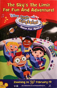 Disney's Little Einsteins Race for Space Poster