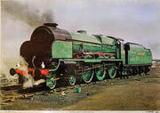 Lord Nelson, ex-Southern Railway No. 850 Poster
