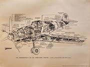 The Messerschmitt Me 109e Single-Seat Fighter Poster