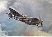 Spitfire F.IX MH434 (G-ASJV) Poster